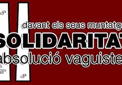 Solidaritat amb Marc a Nou Barris