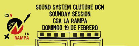 Dub La Rampa Domingo 19 Feb 2017