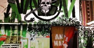 Irrupción Policial al Primer Aniversario del Espacio Okupado Nabat (Mataró)