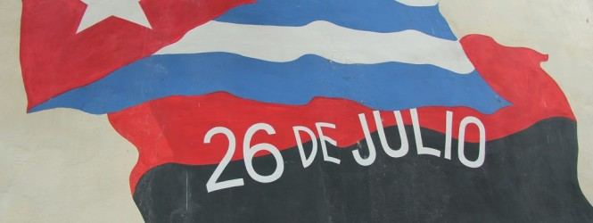VIVA LA REVOLUCIÓN CUBANA