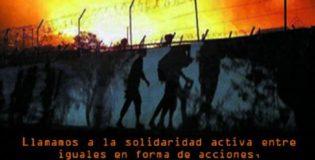 Solidaritat amb la revolta de Moria